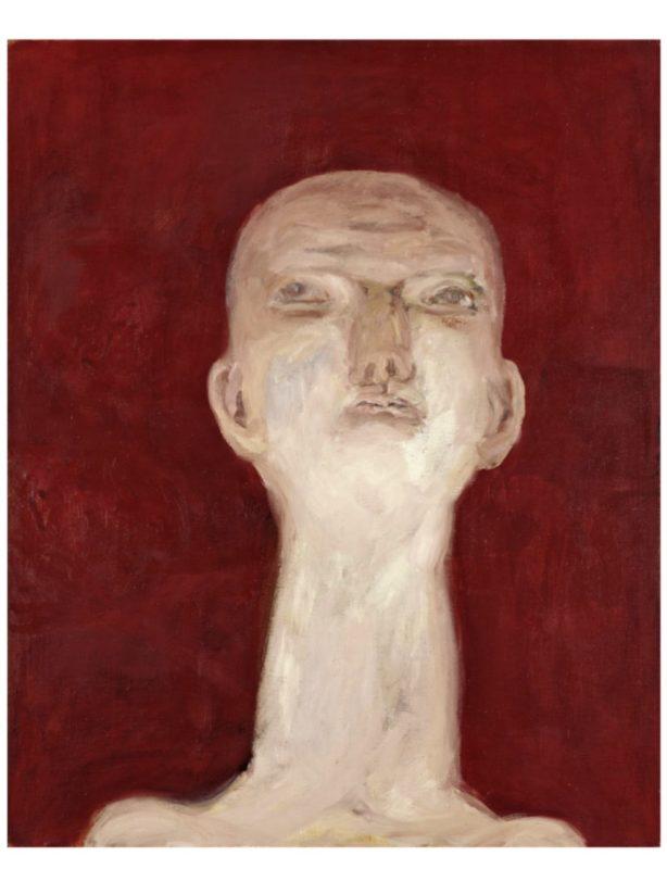 Idol (Ernst Neijswestnij) (Idol [Ernst Neizvestny]), 1964_Baselitz_Gallerie dell'Accademia_Venice