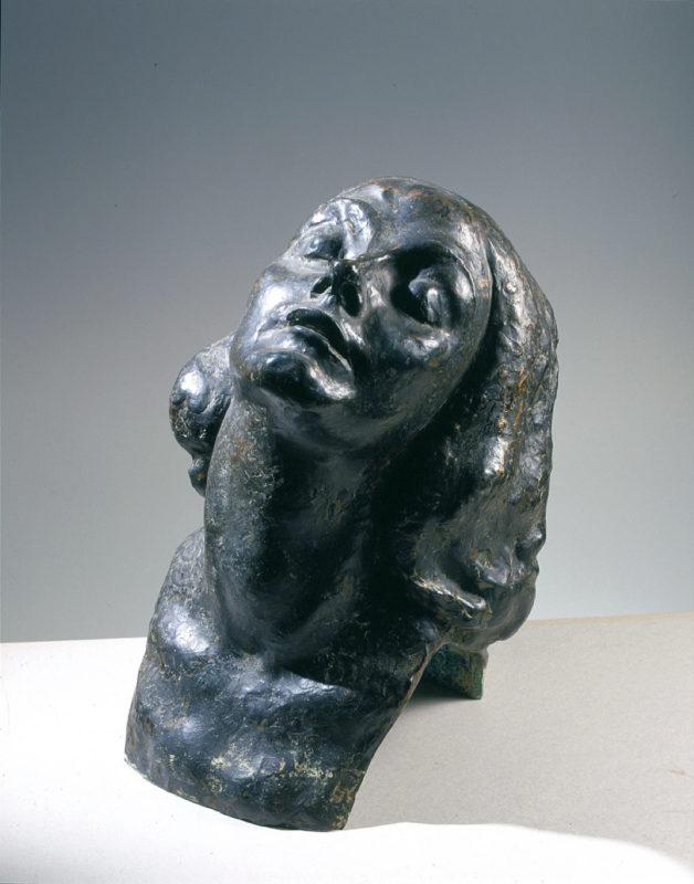 Romanelli_Ritratto di Isadora Duncan_1913_Mart_Isadora Duncan