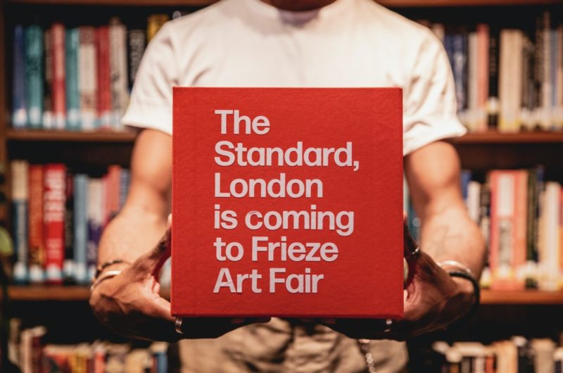 The Standard, London x Frieze Art Fair 2019