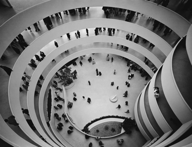 Installation view: Guggenheim International Exhibition 1960 (November 1, 1960–January 29, 1961), Solomon R. Guggenheim Museum, New York Photo: Robert E. Mates © The Solomon R. Guggenheim Foundation, New York