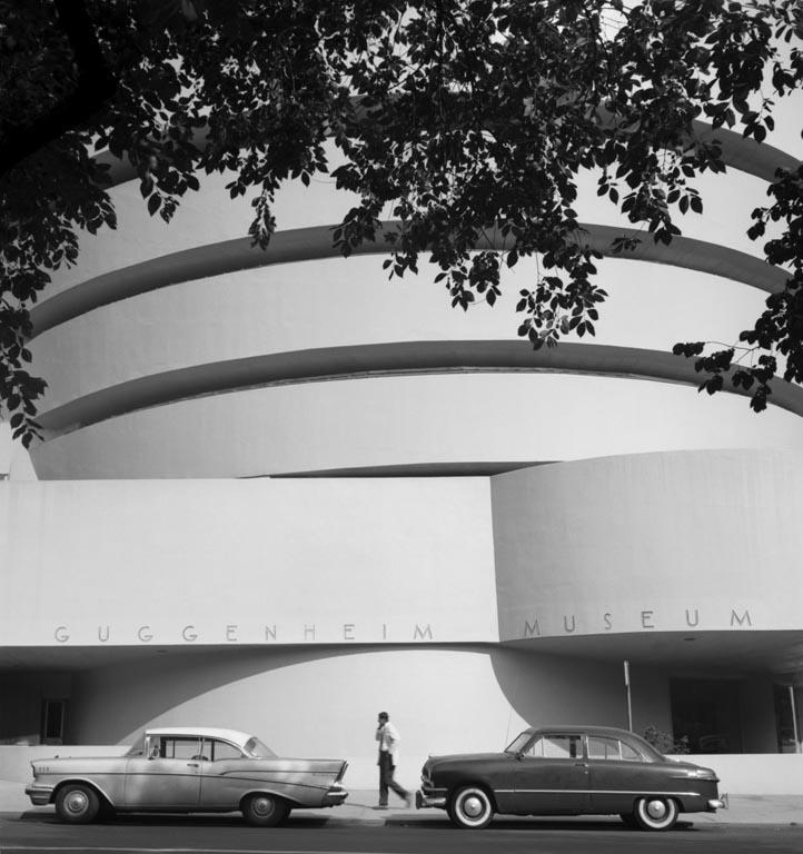 The Solomon R. Guggenheim Museum, New York Photo: William H. Short © The Solomon R. Guggenheim Foundation, New York