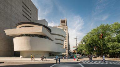 The Solomon R. Guggenheim Museum, New York Photo: David Heald © The Solomon R. Guggenheim Foundation, New York
