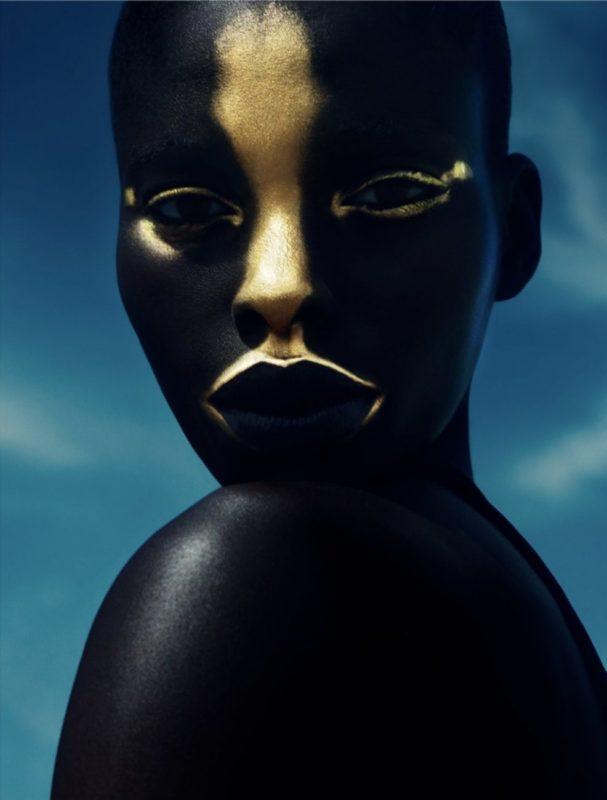 Golden Mask, Tenerife, 2014, Txema Yeste Courtesy Staley-Wise Gallery New York