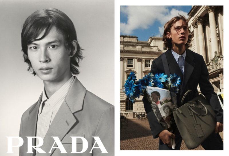 Prada Resort SS20 Advertising Campaign, Courtesy of Prada
