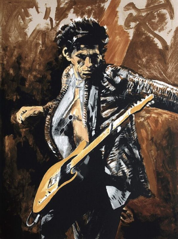 Before They Make Me Run_Ronnie Wood Collection