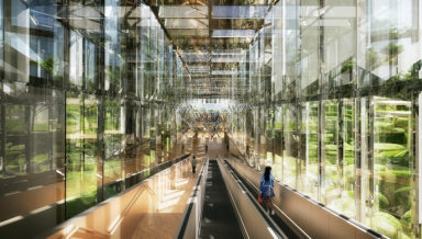 Biennale of Urban Planning : Architecture in Hong Kong and Shenzhen (UABB)_Eyes of the City