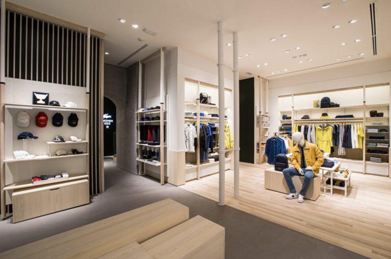 Lacoste_new boutique_Milan_crocomania