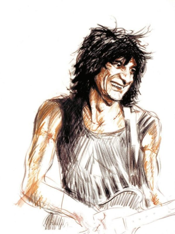 Voodoo Ronnie_Ronnie Wood Collection