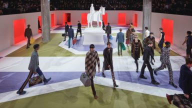 Beauty survives_Prada FW Menswear 20 collection_MFW