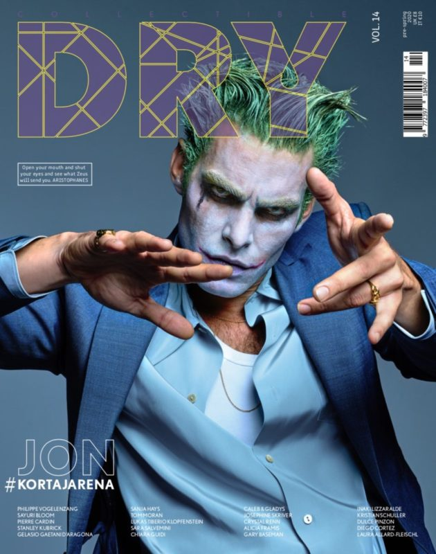 Collectible DRY Issue 14 Cover We Are Heroes Jon Kortajarena