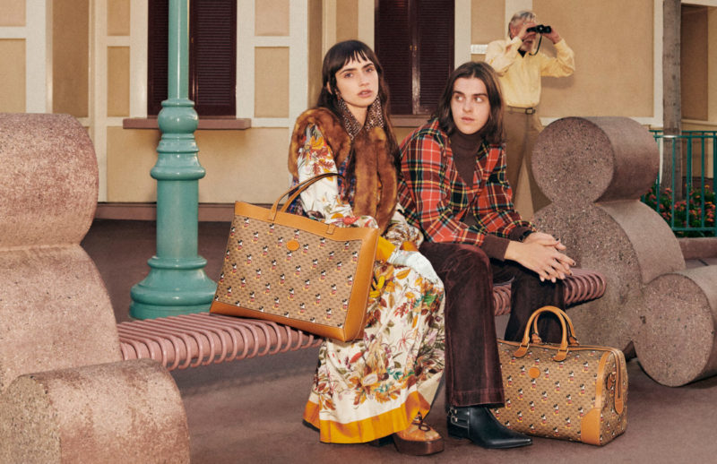 Golden Rat Fashion's Eve_Gucci Chinese New Year 2020 Campaign_capsule collection
