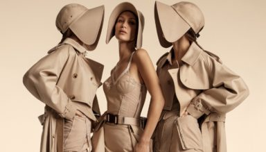 Beige Boldness_Burberry Spring_Summer 2020 Campaign featuring Bella Hadid c Courtesy of Burberry _ Inez and Vinoodh