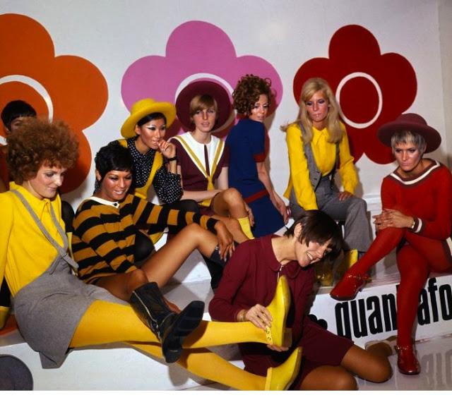 Decades of Iconic Fashion_1960s fashion_Mary Quant_miniskirts