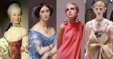 Decades of Iconic Fashion_1970s 1980s 1960s fashion_cover image