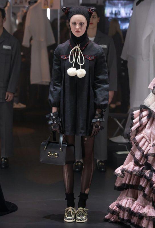 Fashion Prophecy_Gucci Fall Winter 2020 Woman Collection_Alessandro Michele_unrepeatable ritual