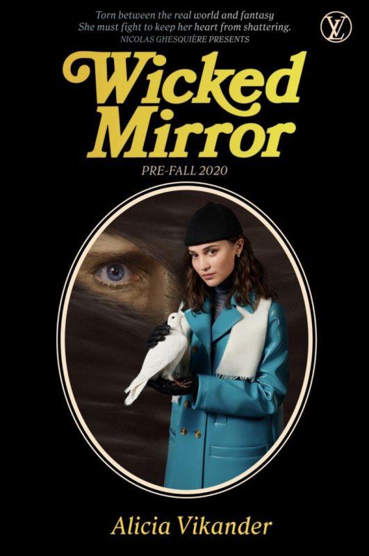 Horror Groovy_Louis Vuitton_Pre Fall 2020_lookbook_Nicolas Ghesquière