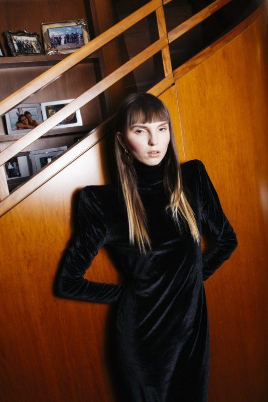 A Beautiful Weirdo_Model Milena Podda_Photo Matt Colombo_fashion editorial_interview