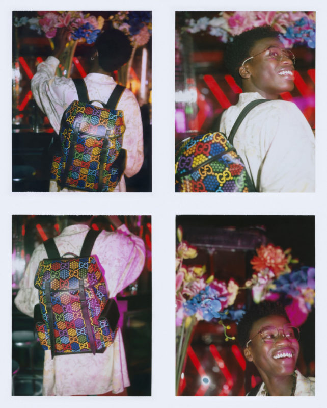 Gucci's Ball_Gucci GG Psychedelic Collection_70s_disco_caledoscopic