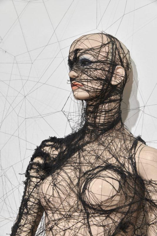 Spider_Annegret Soltau, VG Bild-Kunst, Bonn, Germany 2020. Courtesy of Richard Saltoun Gallery, London