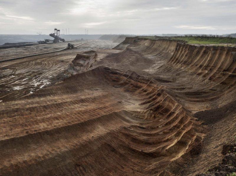 Anthropocene_Photo by Edward Burtynsky_Coal Mine #1, North Rhine, Westphalia, Germany 2016_Courtesy Admira Photography, Milan / Nicholas Metivier Gallery, Toronto