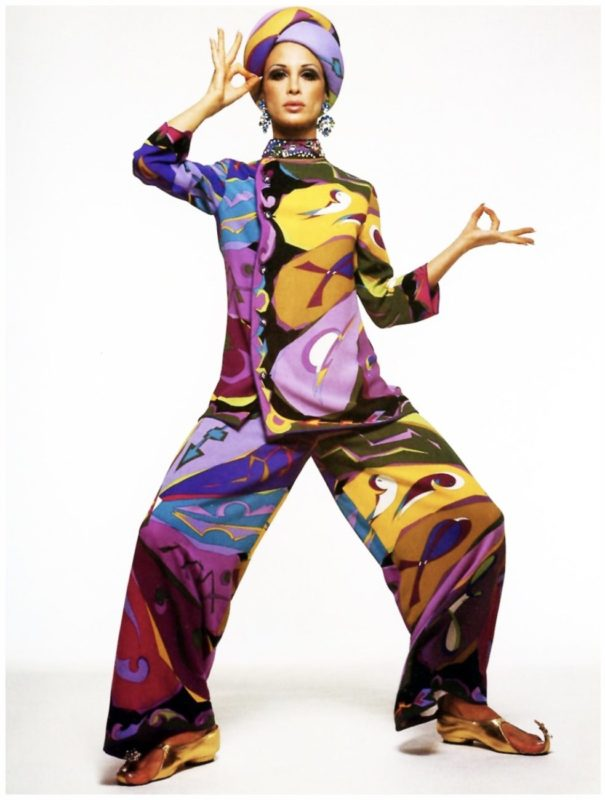 60 Years of Comfy Suit_Emilio Pucci 1960s