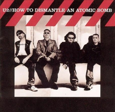 Beyond the Singer_Bono Vox_U2_band_singer_activist_60th birthday_How to Dismantle An Atomic Bomb_album_2004
