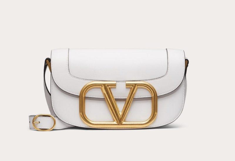 Red is the New White_Valentino Le Blanc_collection_SS20_Pier Paolo Piccioli_Valentino Garavani SuperVee Bag