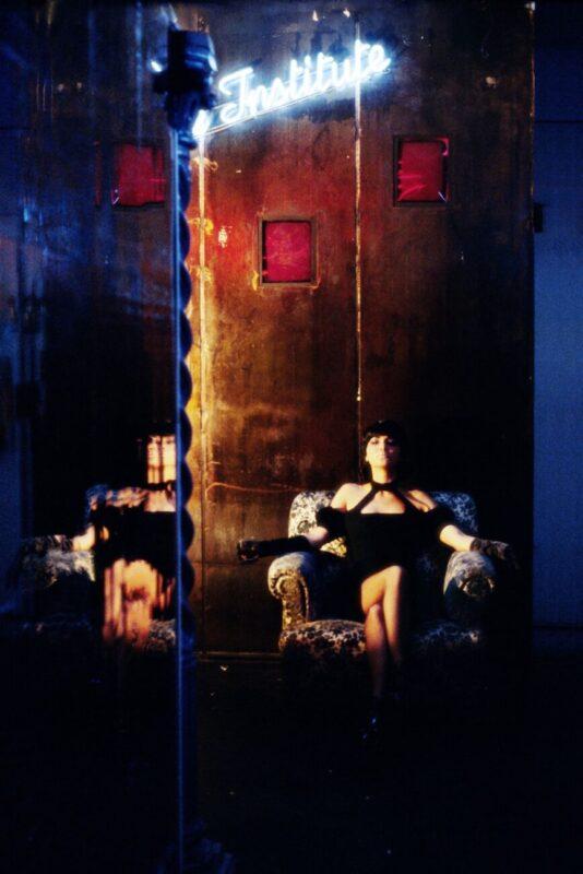 Opposites to Zero_Stephanie Pfriender Stylander_Barbara, Institute, Harper's Bazaar Uomo, Milan, 1992