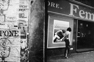 Opposites to Zero_Stephanie Pfriender Stylander_Carolyn Benezet, Femmina, Rome, 1998