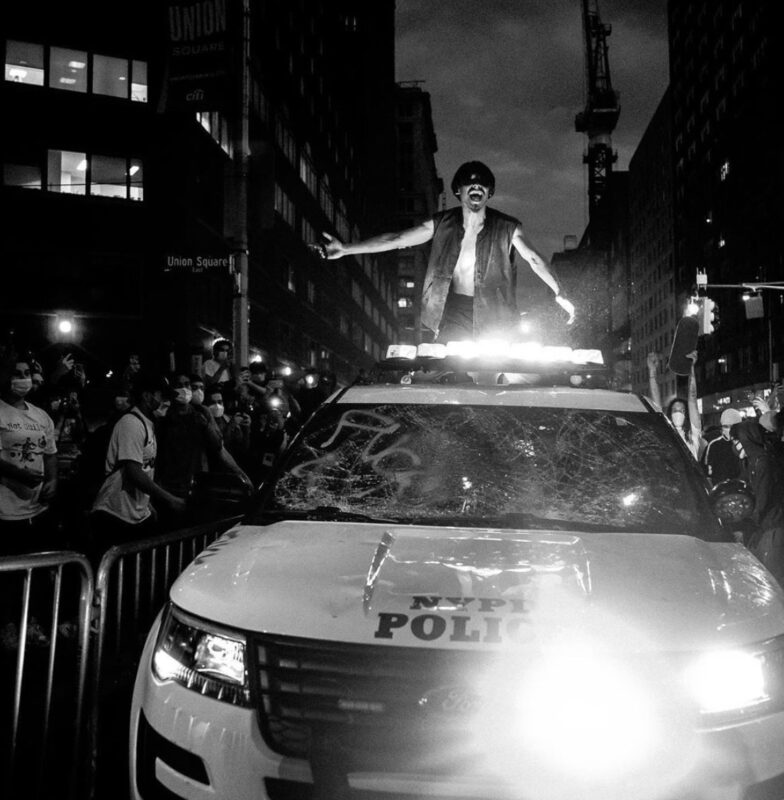 2020 and Still a Matter of Colour_Black Lives Matter_George Floyd_revolution_USA_protests_police_people_resistance_movement