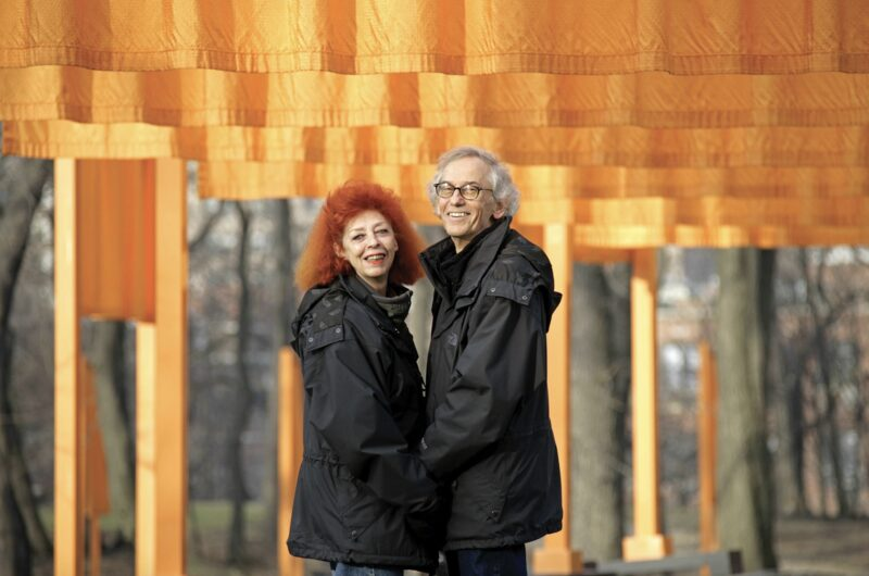 Love Till The Impossible_Christo and Jeanne-Claude_Taschen