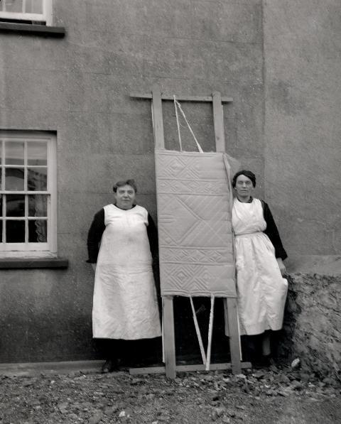 Quilting Bee 2.0_Museum Wales_Solva village quilters 1928