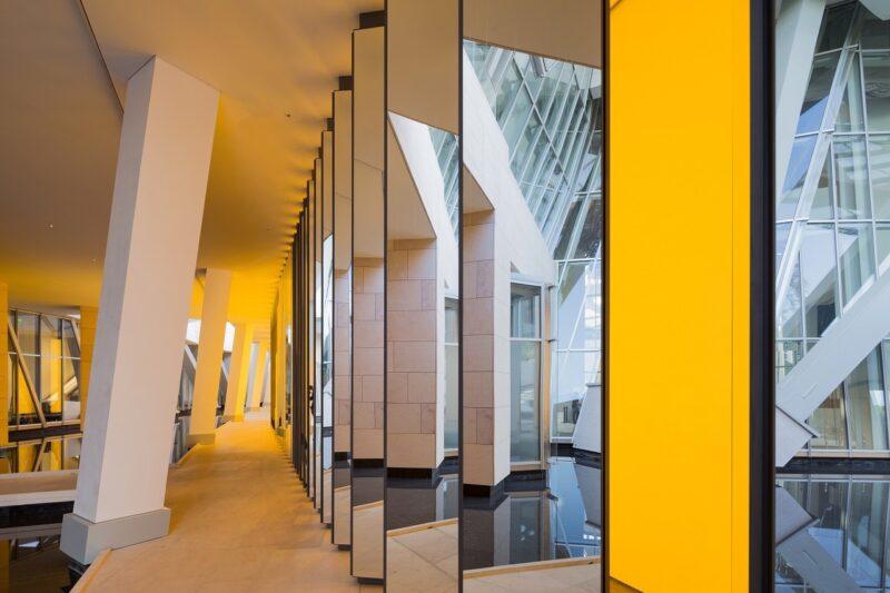 Sofa Show Experience_Fondation Louis Vuitton_FLVfromhome_online exhibitions_concerts_Olafur Eliasson, Inside the horizon, 2014, Olafur Eliasson_Photo Iwan Baan