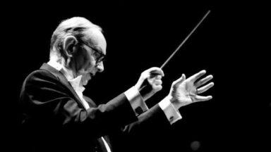 Addio Maestro_Ennio Morricone_master composer