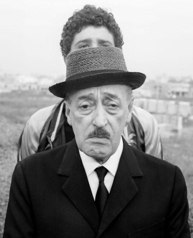 Addio Maestro_Ennio Morricone_Totò in Uccellacci e Uccellini by Pier Paolo Pasolini, 1966