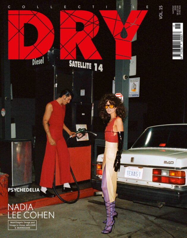 Collectible DRY Vol. 15 Cover Nadia Lee Cohen