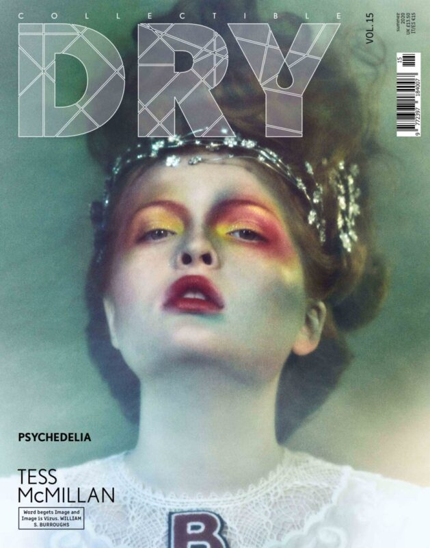 Collectible DRY Vol.15 Cover Tess McMillan