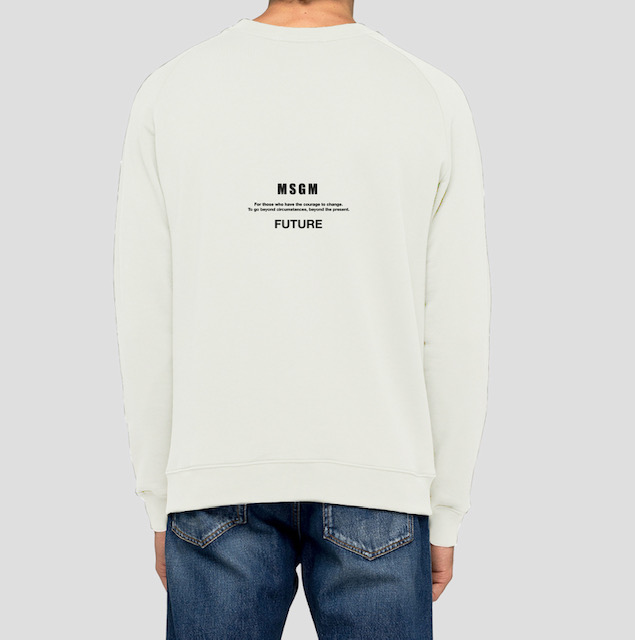 Fantastic Green_MSGM_capsule collection_Massimo Giorgetti_sustainable_eco friendly_certified cotton fiber_planet_nature