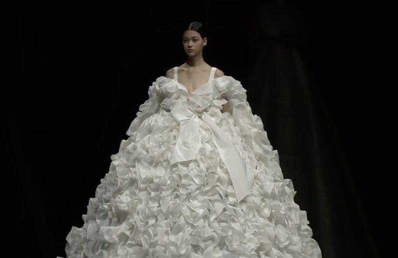 Grace and Light_Valentino Haute Couture FW 2020 2021_Pierpaolo Piccioli_Nick Knight