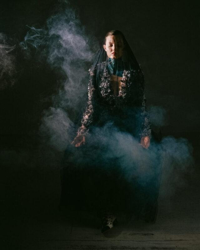 Heart Fog_Collectible DRY Vol. 15_Lindsey Wixson_Photo Elina Kechicheva_Fashion editor Woo Lee