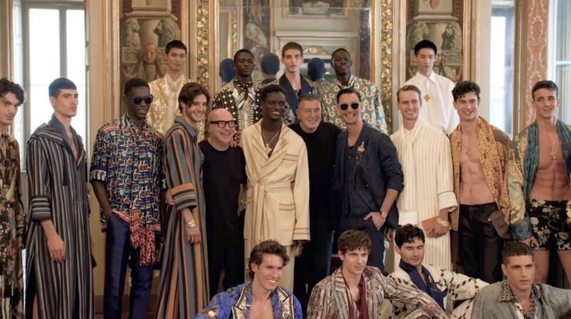 New Renaissance_Dolce&Gabbana Haute Couture collection_men and women_2020_high jewelry_Palazzo Dolce&Gabbana_Milan