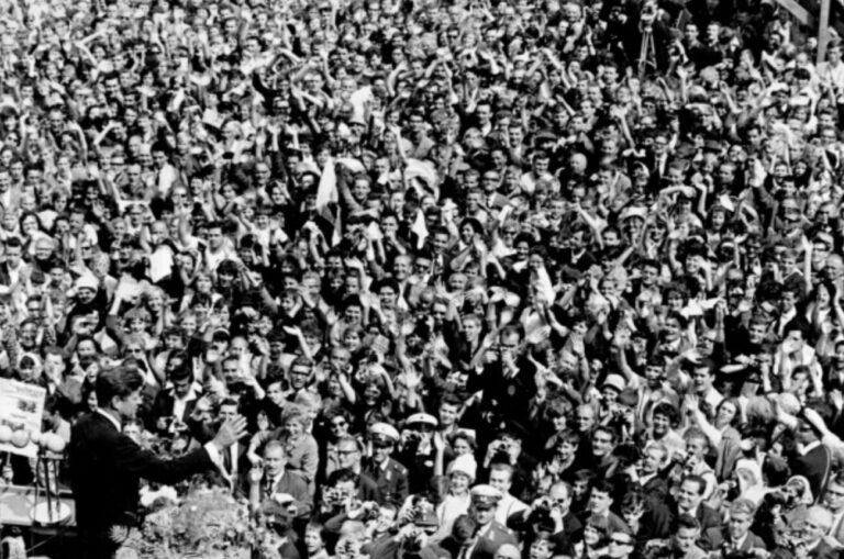 John F Kennedy Speech_ich bin ein berliner_1963