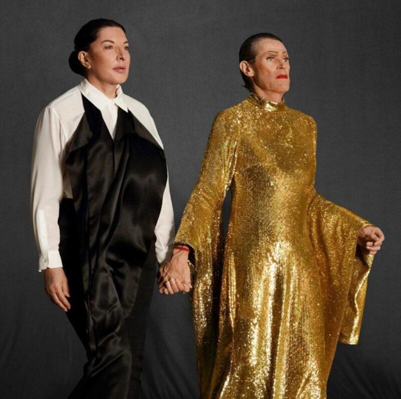 7 Deaths of Maria Callas_Marina Abramović_performance_theater_lyrical_Burberry costumes_Willem Dafoe
