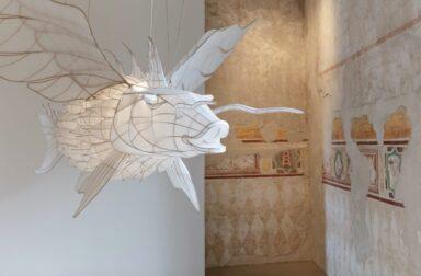 Fantastic Utopias_contemporary art exhibition_Rocca di Angera 2020_Terre Borromeo_AI WEIWEI, Feiyu, 2015, Courtesy the artist and Galleria Continua, Photo Andrea Rossetti