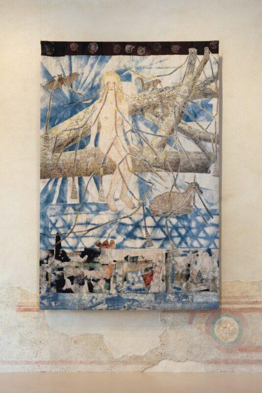 Fantastic Utopias_contemporary art exhibition_Rocca di Angera 2020_Terre Borromeo_KIKI SMITH, Congregation, 2014, Courtesy the artist, Magnolia Editions and Galleria Continua, Photo Andrea Rossetti