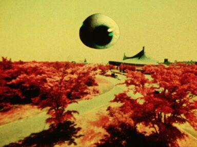 Japan-Garde_Toshio Matsumoto_artist_filmmaker_Spazio Maiocchi_Afterimage_Phantom (1975)