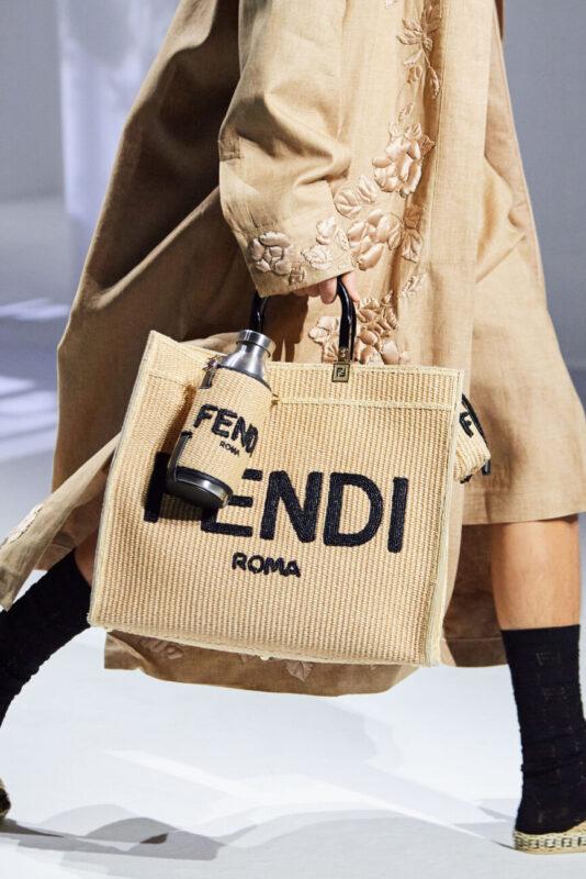 La Famiglia_Fendi SS2021 MFW_linen_collection