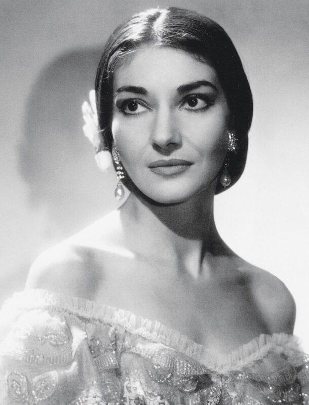 Maria Callas December 2, 1923 – September 16, 1977