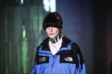 Happily Married_ MM6 capsule | The North Face_capsule collection_FW2020_London Fashion Week_collaboration_sportswear_outwear