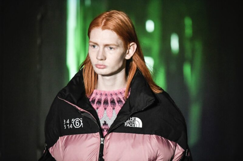 Happily Married_ MM6 capsule   The North Face_capsule collection_FW2020_London Fashion Week_collaboration_sportswear_outwear